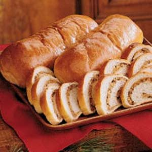 Nut Swirl Bread Recipe