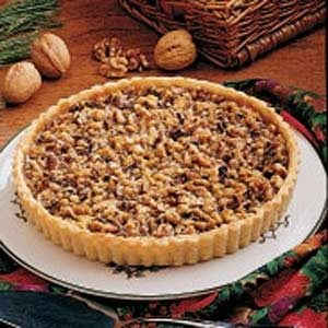 Walnut Tart Recipe
