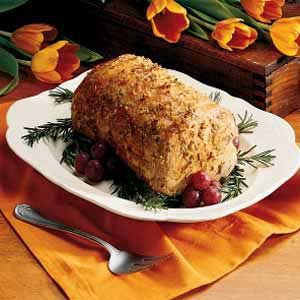 Tuscan Pork Roast Recipe