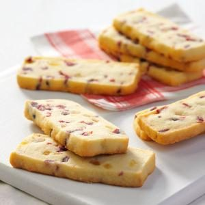 Cranberry Slices Recipe