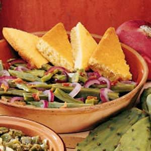 Piquant Cactus Recipe