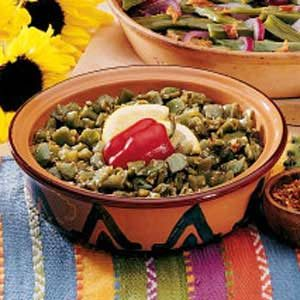 Nopales Sesame Salad Recipe