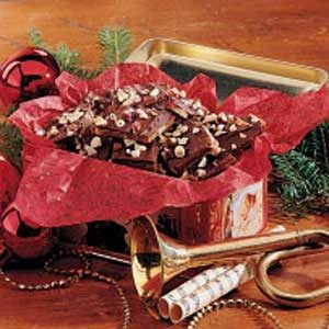 Hazelnut Toffee Recipe