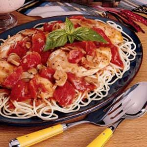 Easy Italian Chicken