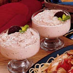 Peppermint Mousse Recipe