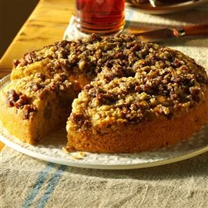 Sausage-Apple Breakfast Bread Recipe