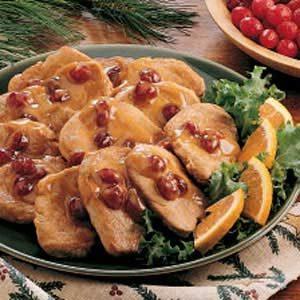 Festive Pork Recipe