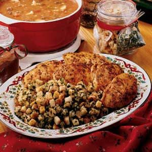 Turkey Stuffing Mix Recipe
