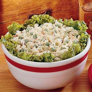 Curried Rice Salad Recipe