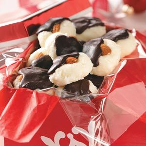 Almond Coconut Candies