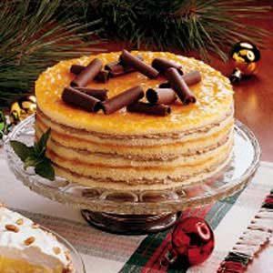 Apricot Torte Recipe