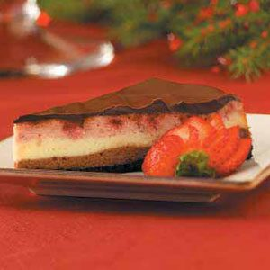 Neapolitan Cheesecake Recipe