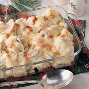 Christmas Cauliflower Recipe