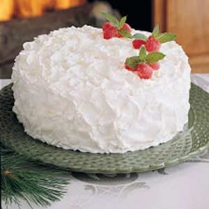Coconut Cake Supreme Recipe