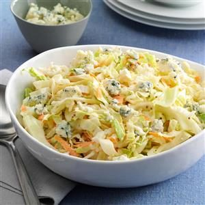 Blue Cheese Apple Slaw Recipe