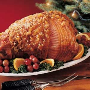 Holiday Ham with Pineapple Recipe