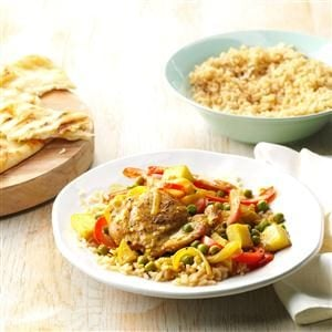 Apple Chicken Curry Recipe