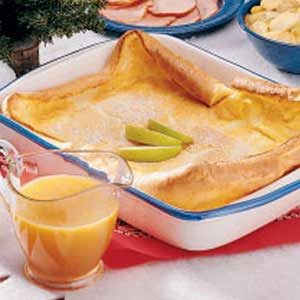 German Pancake Recipe