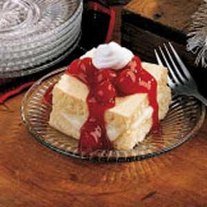 Washington Cream Pie Recipe