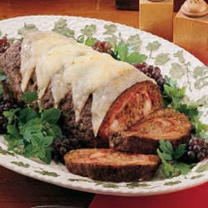 Sicilian Meat Roll Recipe