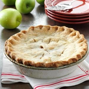 Pie Week: Washington State Apple Pie