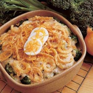 Broccoli Bake Recipe