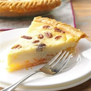 Cream Cheese-Pineapple Pie Recipe