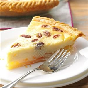 Cream Cheese-Pineapple Pie