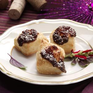 Onion Tarts with Balsamic Onion Jam Recipe