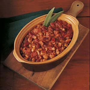 Western Beans Recipe