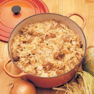 Kapuzta Recipe