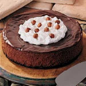 Bittersweet Chocolate Cheesecake Recipe