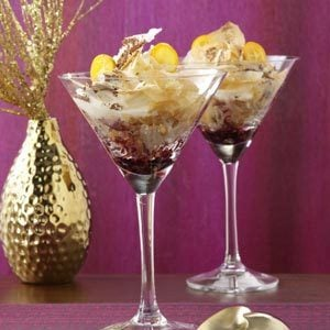 Cannoli Martinis Recipe