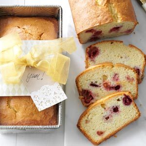Almond Tea Bread