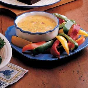 Southwestern Cheese Dip Recipe
