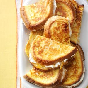 Maramalade French Toast Sandwiches Recipe