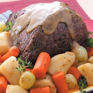 Favorite Pot Roast Recipe