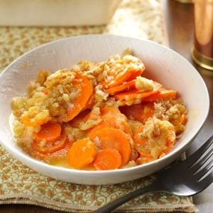 Creamy Carrot Bake Recipe