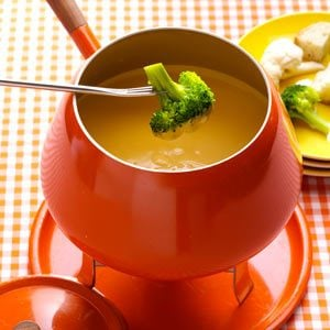 Beer Fondue Recipe