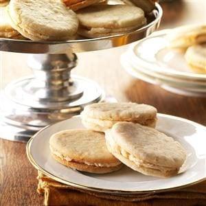 Banana Cream Sandwich Cookies Recipe