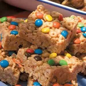 No-Bake Bars Recipe