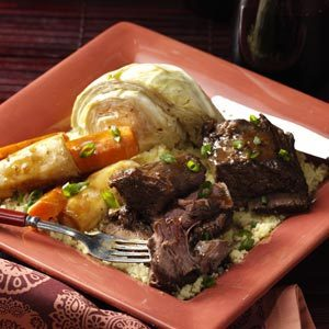 Gingered Short Ribs Recipe