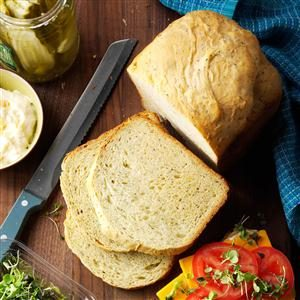 Flavorful Herb Bread Recipe