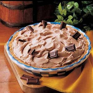 Chocolate Mousse Pie Recipe
