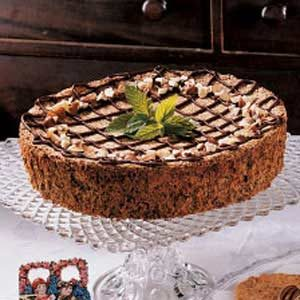 Hazelnut Torte Recipe