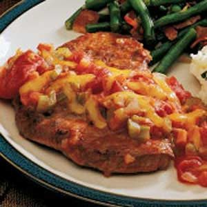 Baked Swiss Steak Recipe