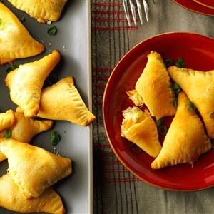 Crab Crescent Triangles Recipe