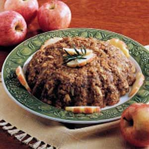 Apple Sausage Bake Recipe