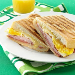 Cuban Breakfast Sandwiches Recipe