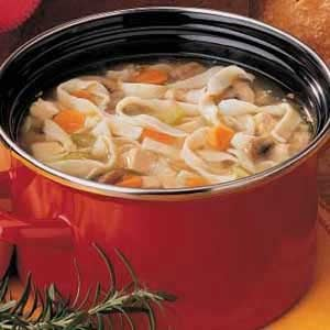 Best Chicken Noodle Soup Recipe